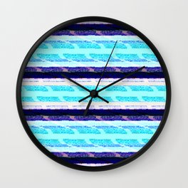 Iteration -Annahí- (Extra Large No. 2) Wall Clock