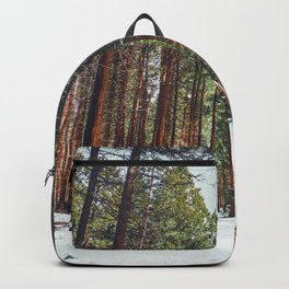 The Winter Forest (Color) Backpack