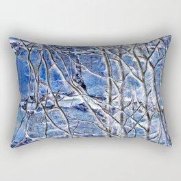 Dead Wood Rectangular Pillow