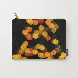 BOKEH XMAS TREE 3 Carry-All Pouch