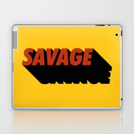 Savage 08 Laptop & iPad Skin