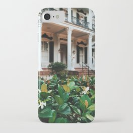 New Orleans Historic Mansion iPhone Case