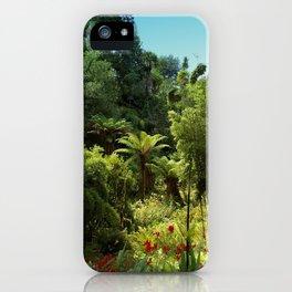 Heligan Gardens 1/4 iPhone Case