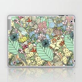 Nature Bloom Pattern Laptop & iPad Skin