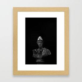 Wisdom and War Framed Art Print