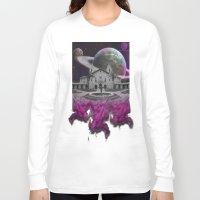 lebron Long Sleeve T-shirts featuring Destroy & Rebuild by SaintCastro