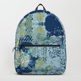 Beehive florals Backpack