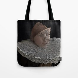 "Glitch art, ""The Little Prince"" 2014 Tote Bag"