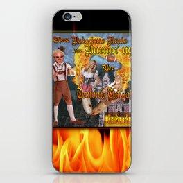 Bratwurst Broads with Good Ol' Guy Fieri! iPhone Skin