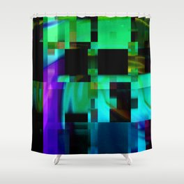 INCOMPLETE Shower Curtain