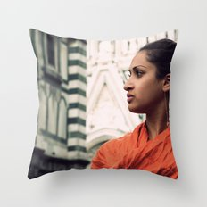 I Married UP! Throw Pillow