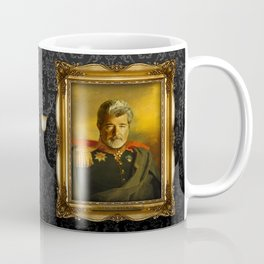 George Lucas - replaceface Coffee Mug