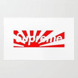 supreme japan Rug