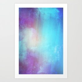 Beneath Art Print