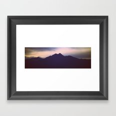Overview II Framed Art Print