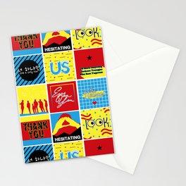 """GOT7 """"Eyes on You"""" Pattern Stationery Cards"""