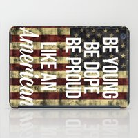 american iPad Cases featuring American by Karolis Butenas