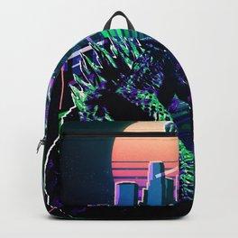 Godzilla and kong  Backpack