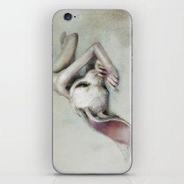 rabbit_4 iPhone Skin