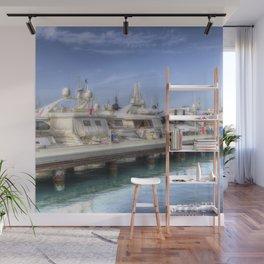 Yalikavak Marina Bodrum Wall Mural