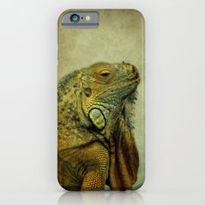 Green Iguana iPhone 6s Slim Case