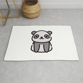 Just a Cute Panda Rug