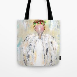 Beauty of His Glory Tote Bag