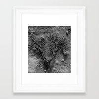 diablo Framed Art Prints featuring el diablo by sustici