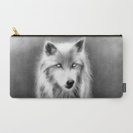 Ghost Wolf Carry-All Pouch