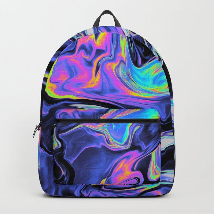 DESPAIR IN THE DEPARTURE LOUNGE Backpack