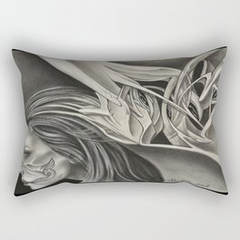 Aoide Rectangular Pillow