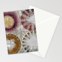 Inexhaustible Spacing Flower  ID:16165-130627-15901 Stationery Cards