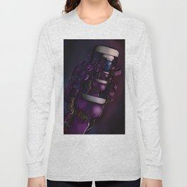 Afrofutureselfie Long Sleeve T-shirt