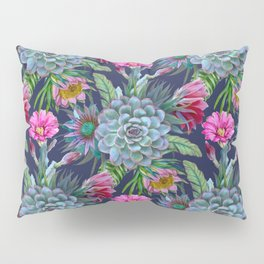 Exotic flower garden II Pillow Sham