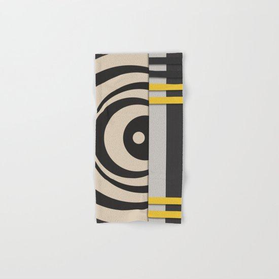 Abstract #189 Hand & Bath Towel