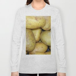 Potatoes Long Sleeve T-shirt