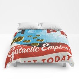 A New Hope - Galactic Imperial Propaganda Comforters