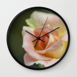 Flower Five Wall Clock