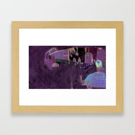At dawn of time (5) Framed Art Print