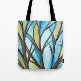 Spreading my branches Tote Bag