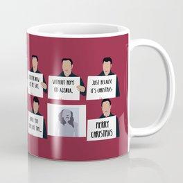 love actually Coffee Mug