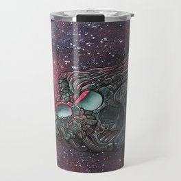 Ship of teflocarbon Travel Mug