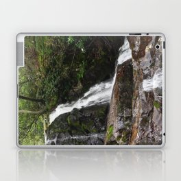 Tennessee Waterfall Smoky Mountains Color Photo Laptop & iPad Skin