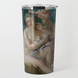 Francois Boucher  -  The Toilette Of Venus Travel Mug