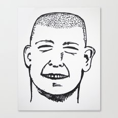 Gut Busting Canvas Print