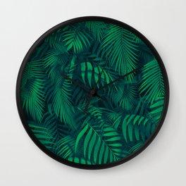 Primeval GREEN Wall Clock