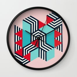 Untitled Too Wall Clock