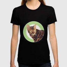 Boris the cat - Boris le chat T-shirt