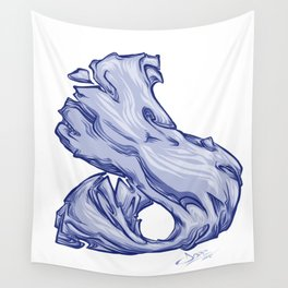 The Letter D is Dope!  Wall Tapestry
