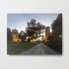 UCLA Metal Print